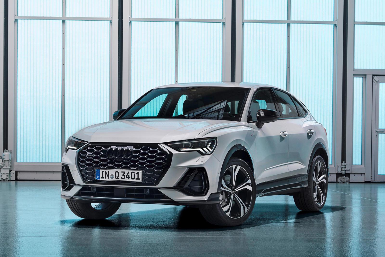 2020 Audi Q3 Usa Interior