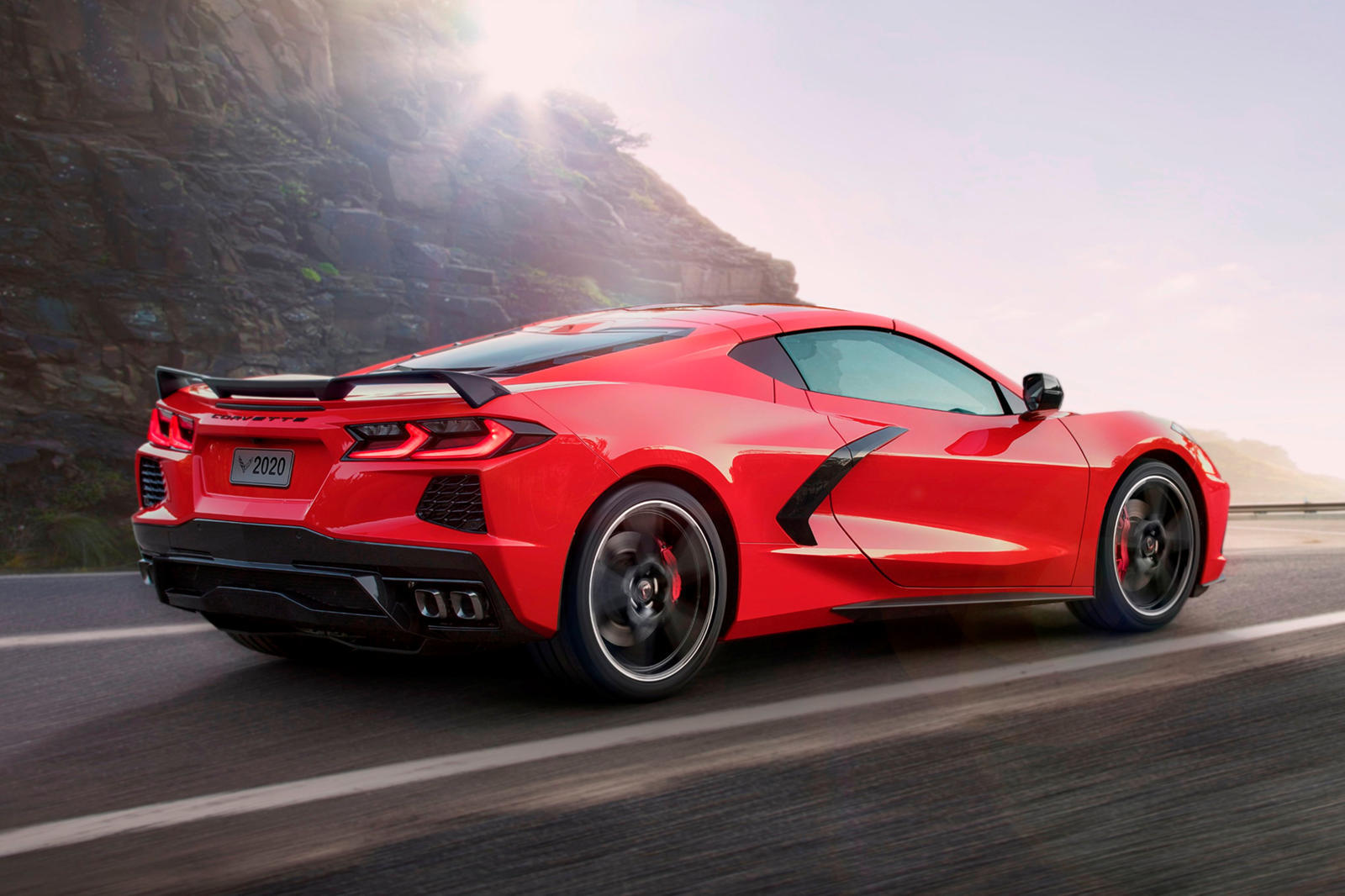 Why Is The 2020 Corvette So Much Faster Than The C7 Carbuzz
