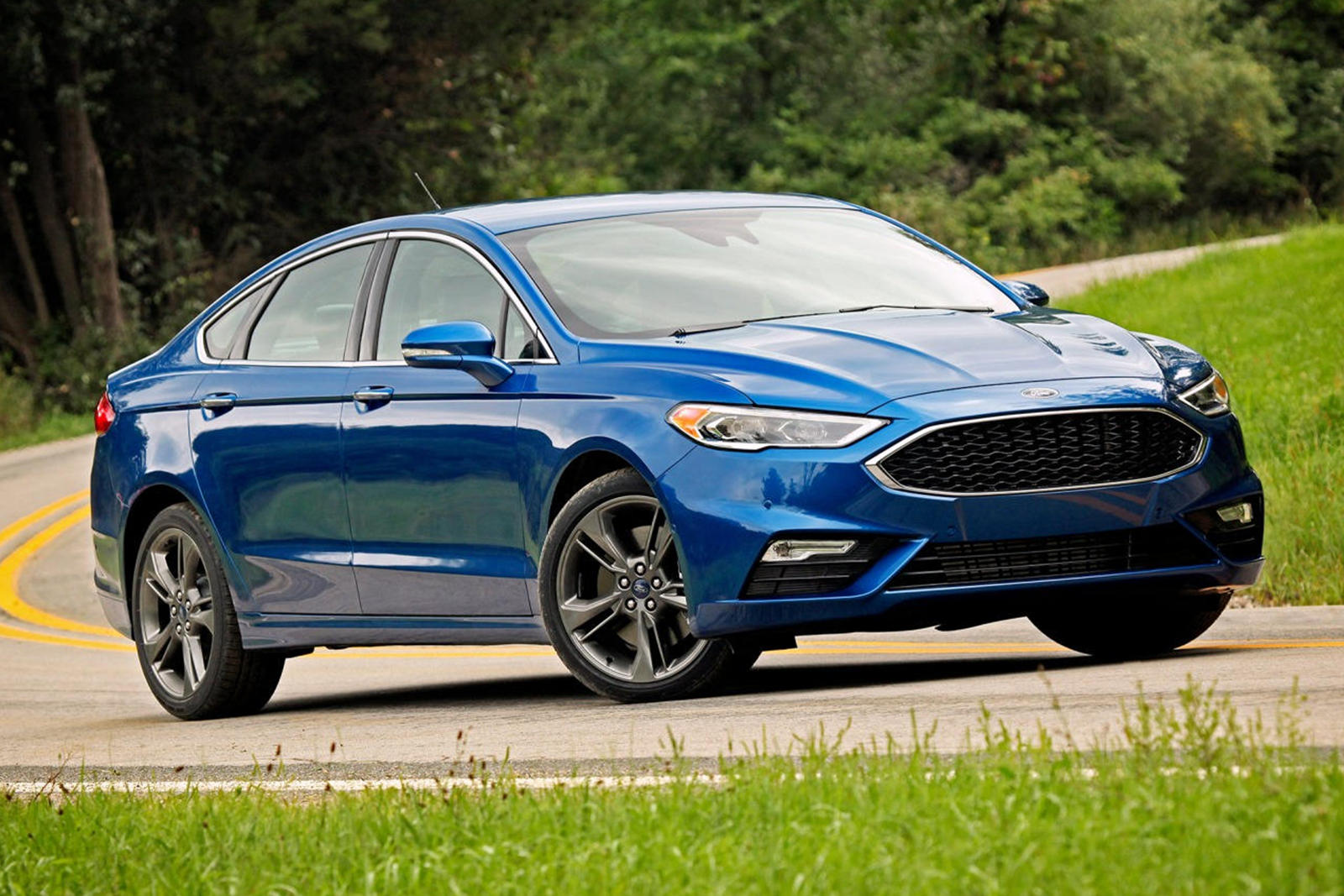 Over 100,000 Ford Sedans Could Have A Serious Problem