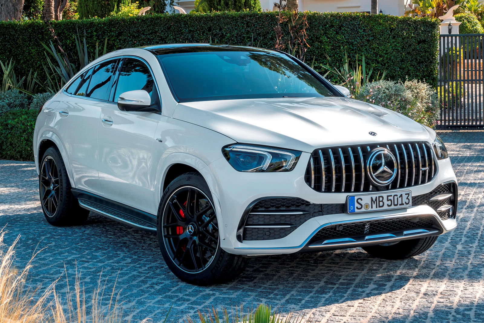 2021 Mercedes-Benz AMG GLE 53 Coupe: Review, Trims, Specs ...