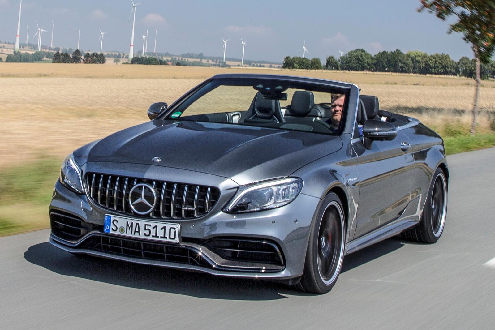 2021 Mercedes-AMG C63 Cabriolet: Review, Trims, Specs ...
