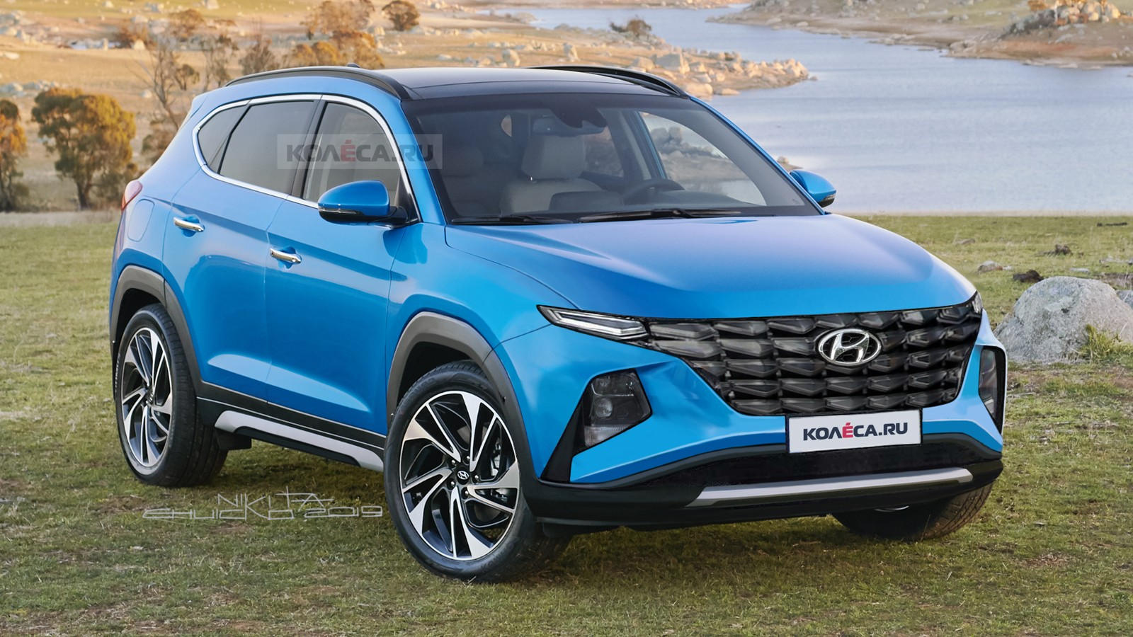 2021 hyundai tucson will look radically different  carbuzz