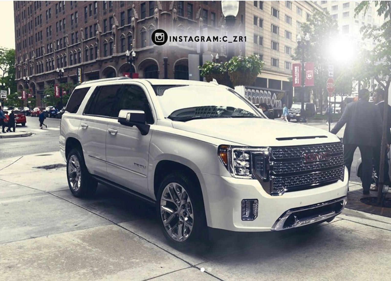 Would You Be Happy If This Was The Next GMC Yukon? | CarBuzz