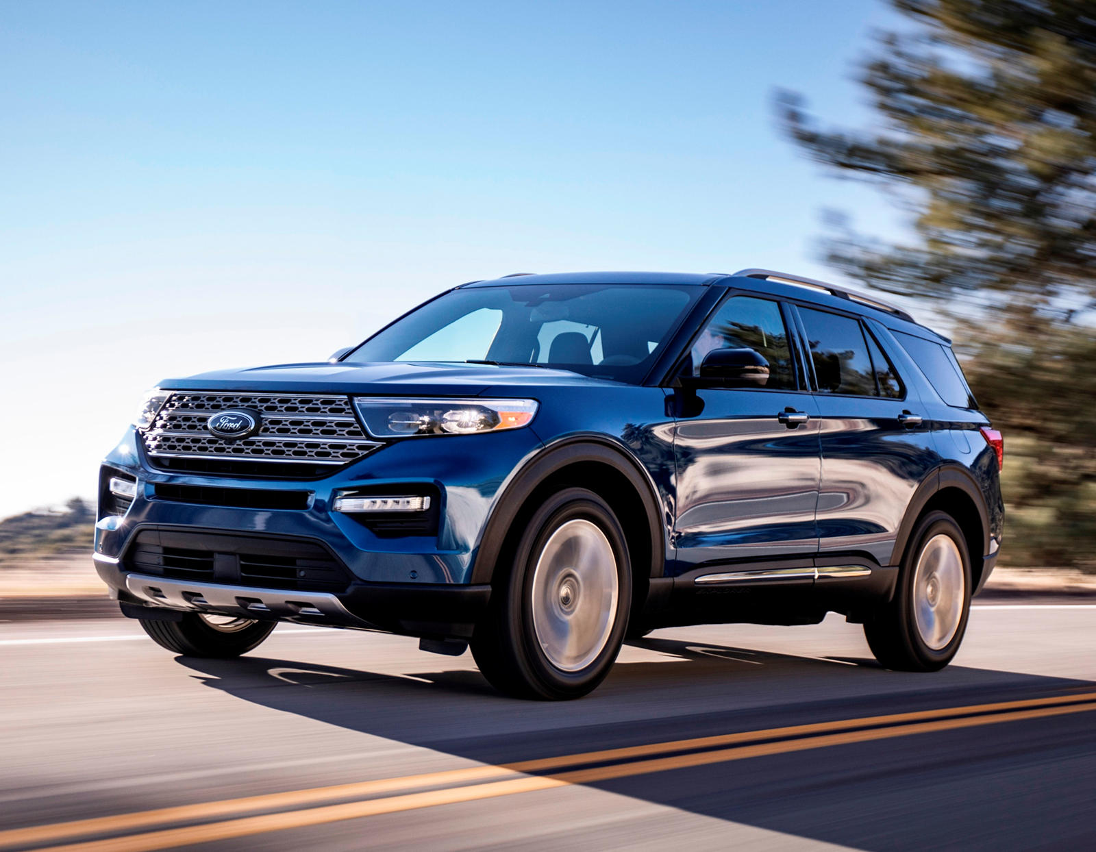 2020 Ford Explorer And Lincoln Aviator Have Mysterious Problems