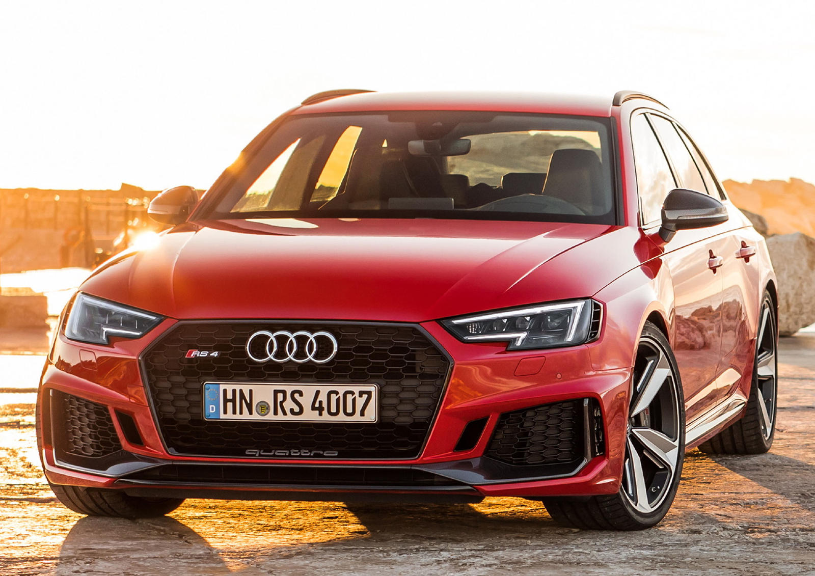 BMW Should Already Fear Audi's Next RS4