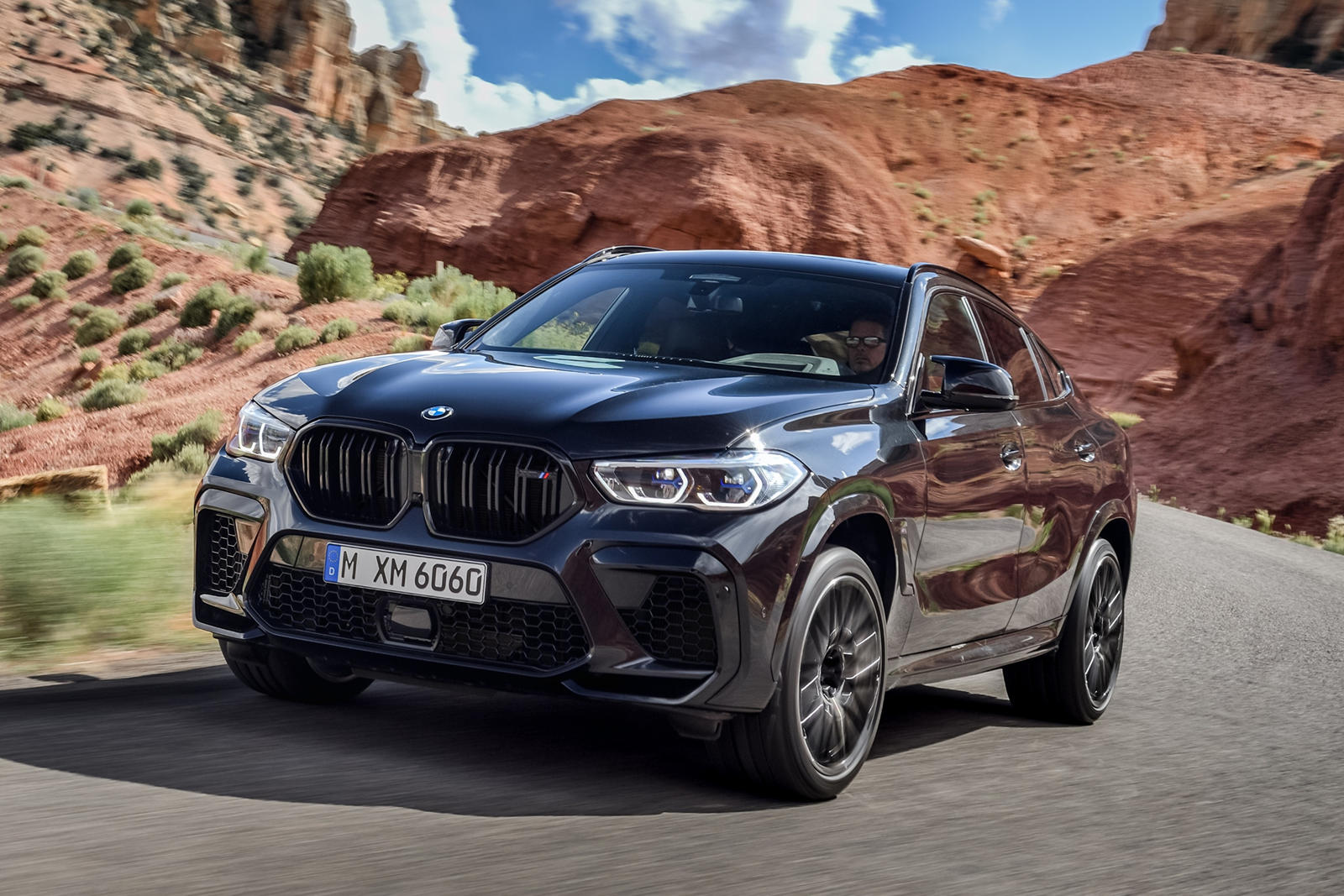 2020 BMW X6 M First Look Review: Supercar Levels Of ...