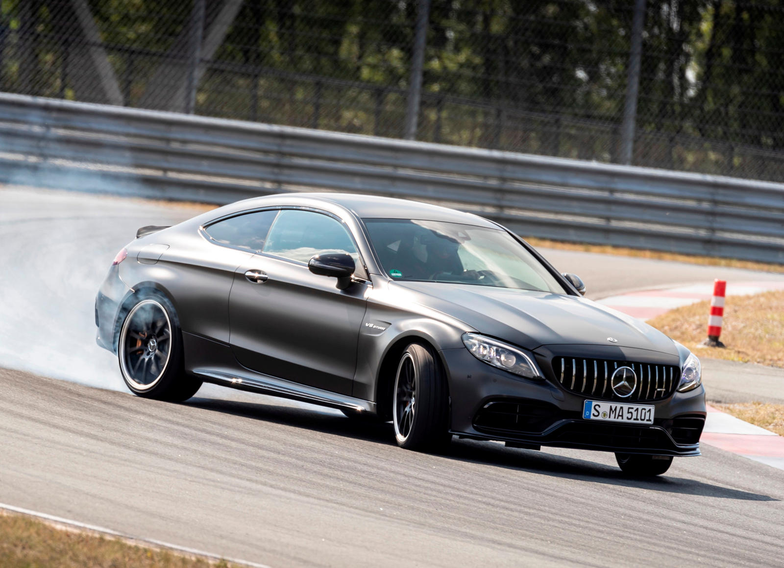 HUGE Change Planned For 2021 Mercedes-AMG C63 | CarBuzz