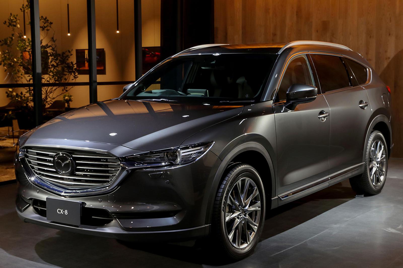 Kelebihan Kekurangan Mazda 8 Perbandingan Harga