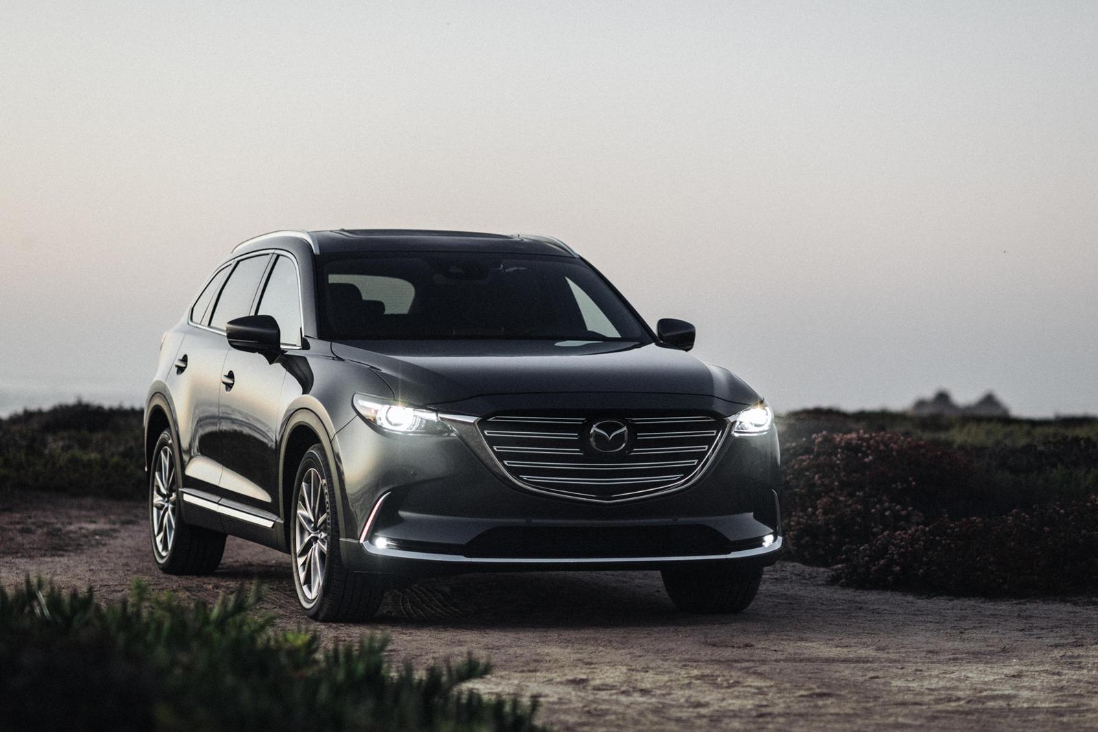 2020 Mazda Cx 9 Rumors Speed Test