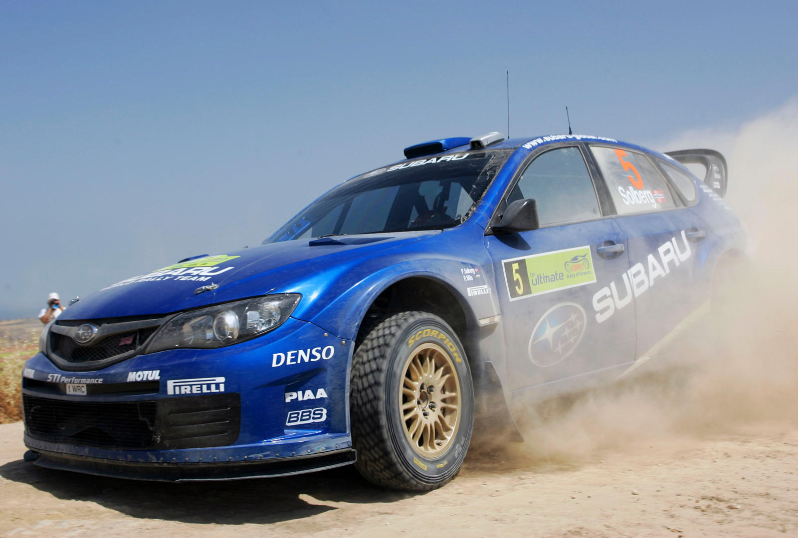 Subaru WRX STI Rally Racers Finally Getting The Attention They Deserve