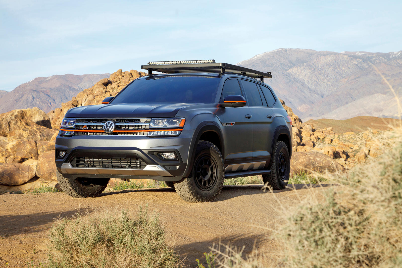 Volkswagen Could Release An Awesome Off Road Suv Carbuzz