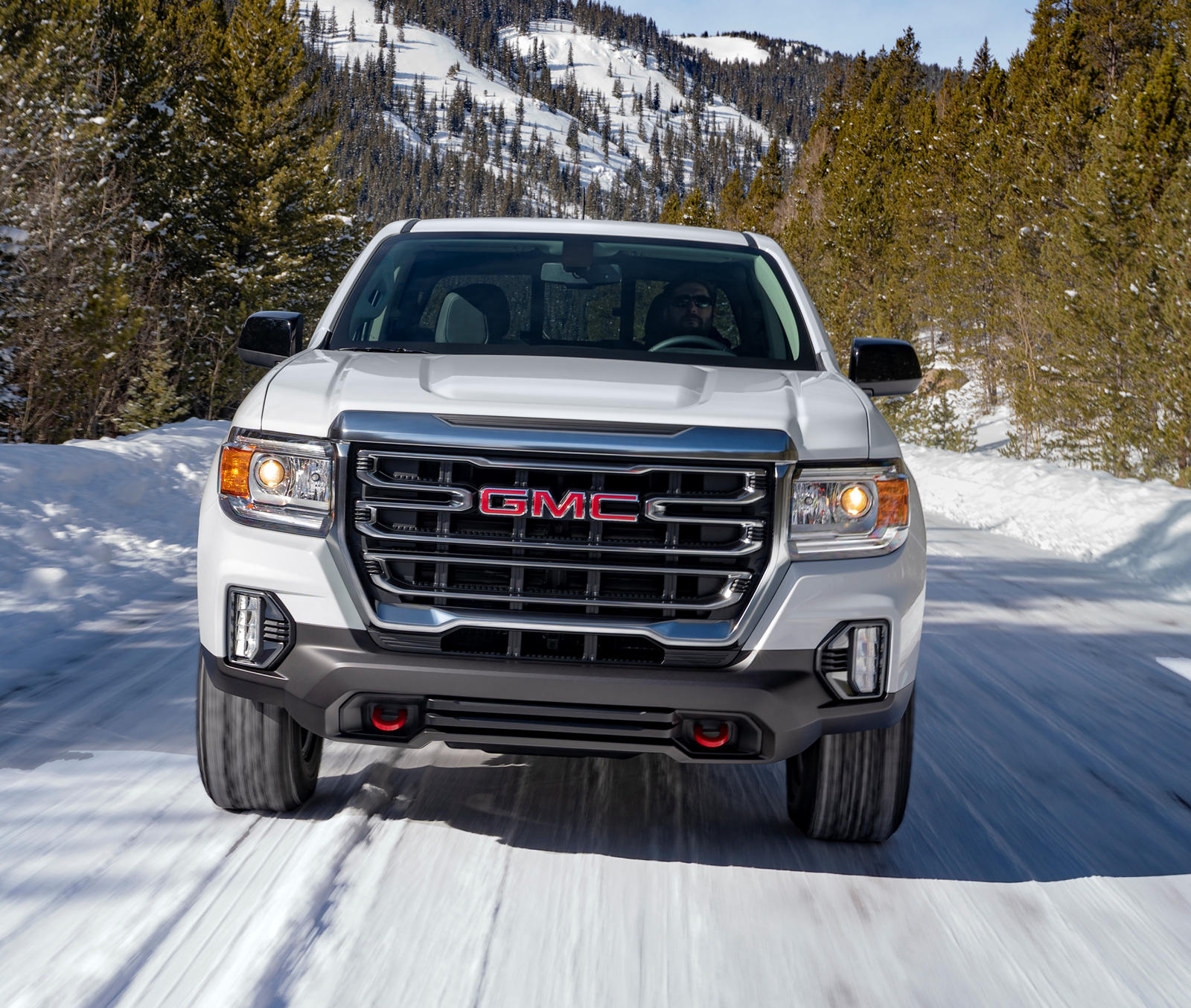 presenting the 2021 gmc canyon at4  carbuzz
