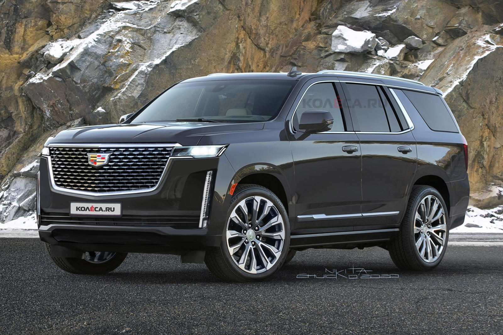 This Is Our Clearest Look Yet At The 2021 Cadillac ...