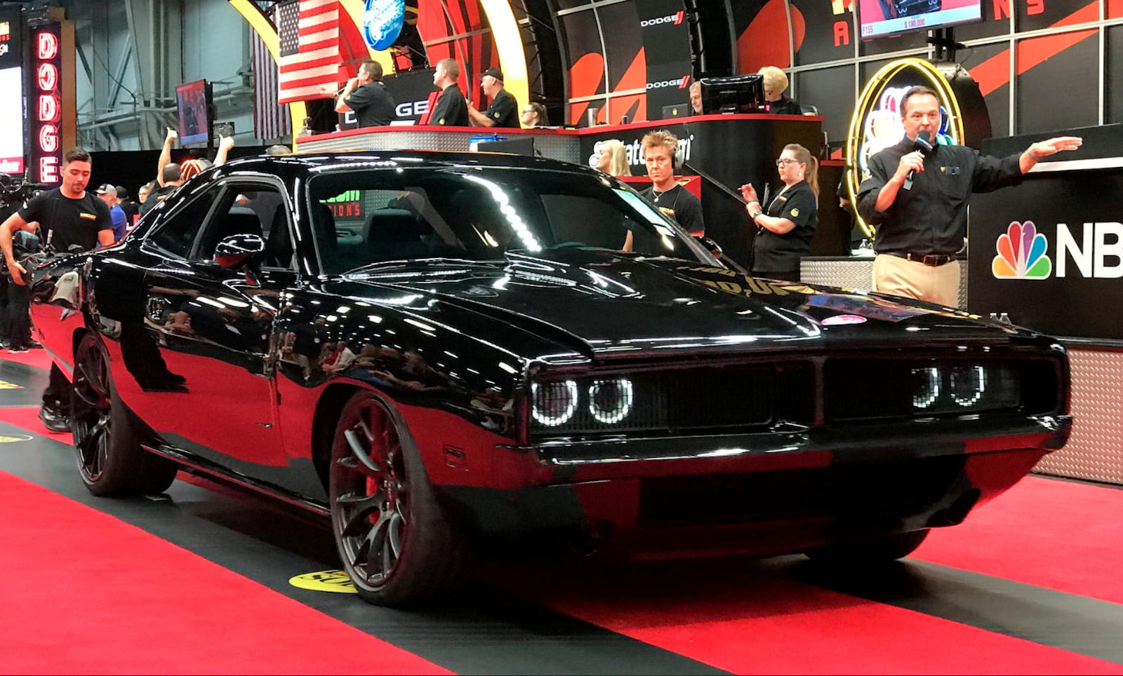 Only Ten Of These Throwback Muscle Cars Will Be Made Carbuzz
