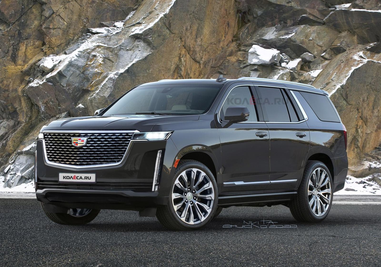 Rumors Cadillac Vehicles 2021