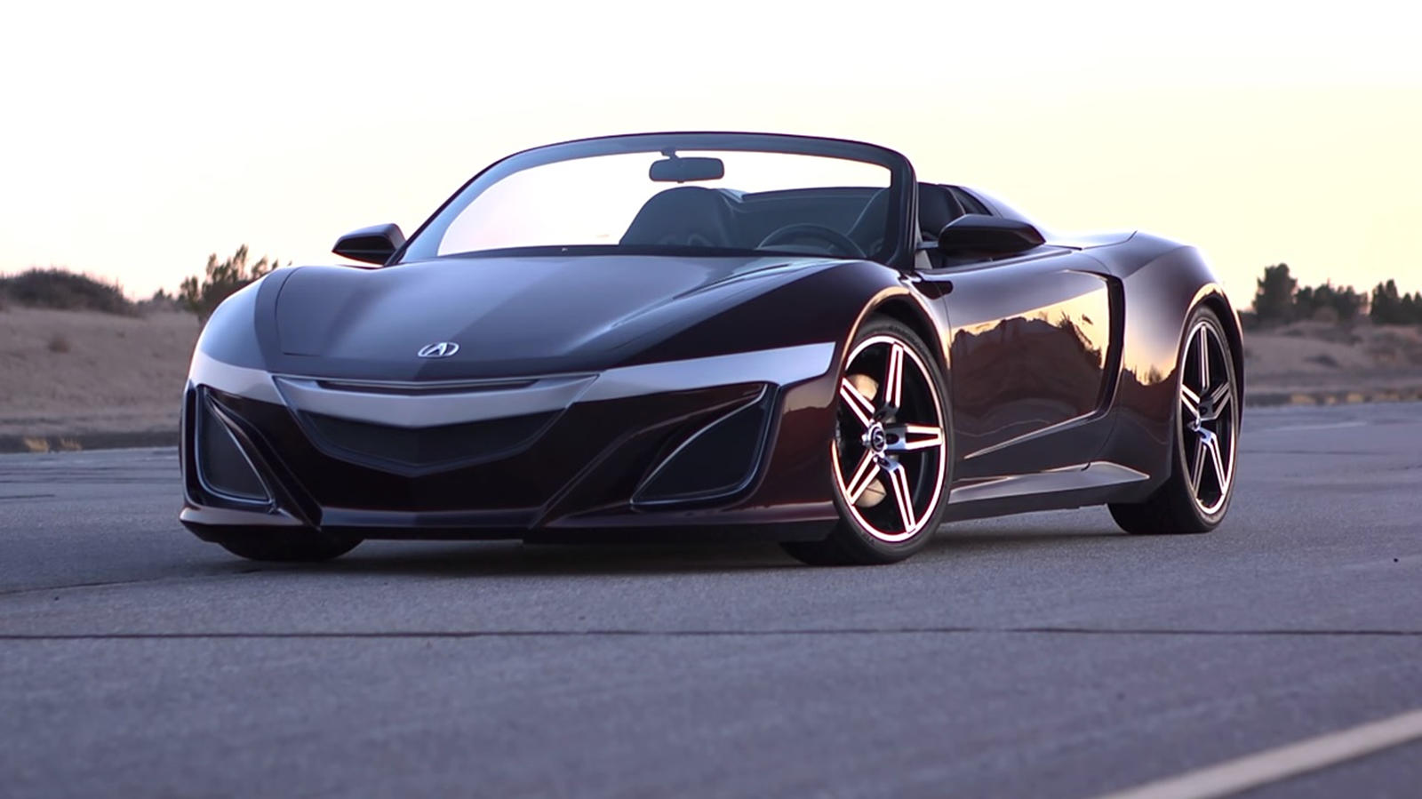 2021 Acura NSXs New Model and Performance