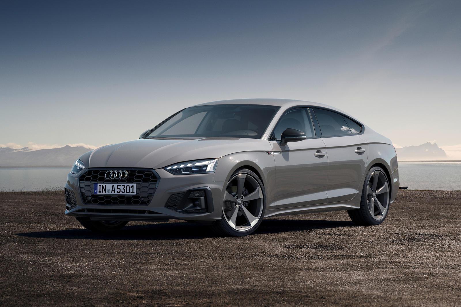 2021 Audi A5s Model
