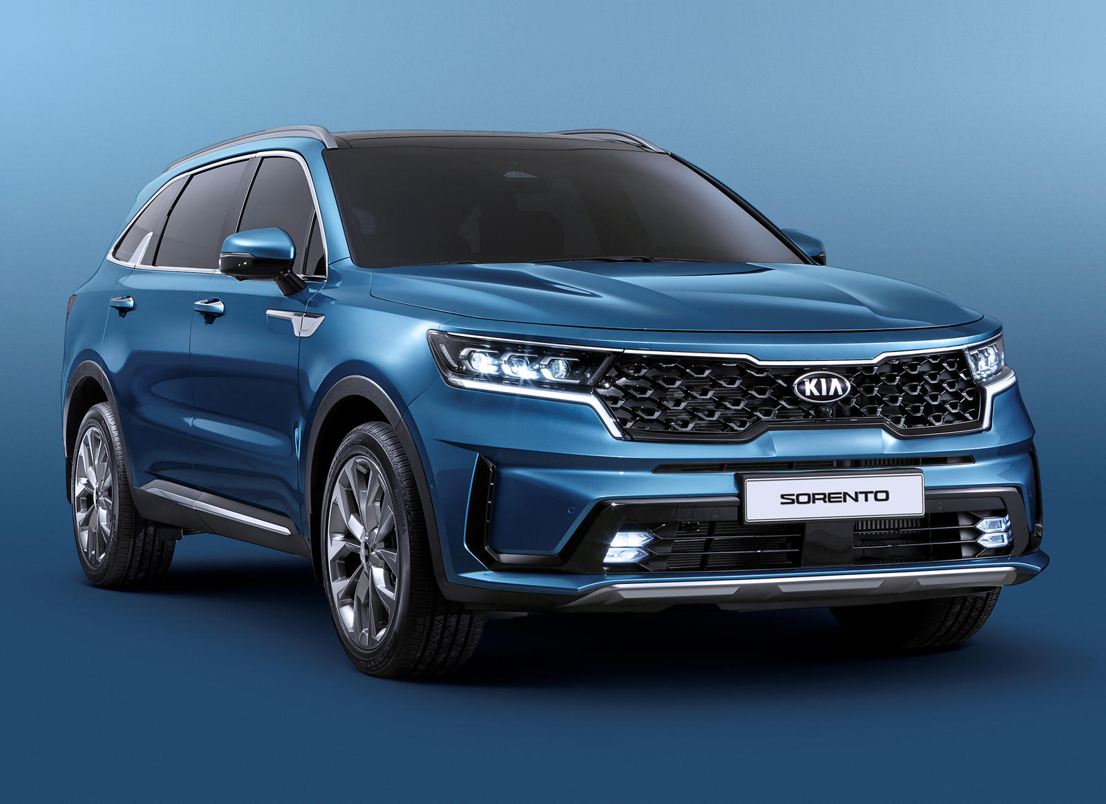 meet the allnew 2021 kia sorento  carbuzz