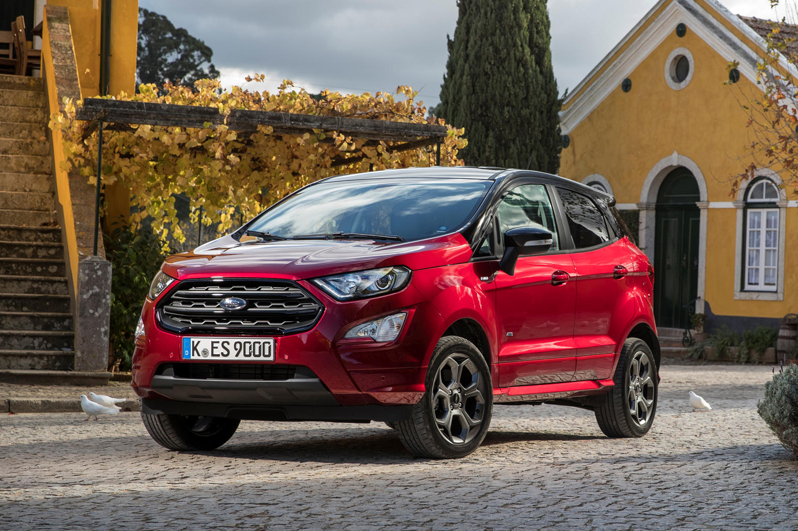 2020 Ford EcoSport: Review, Trims, Specs, Price, New ...