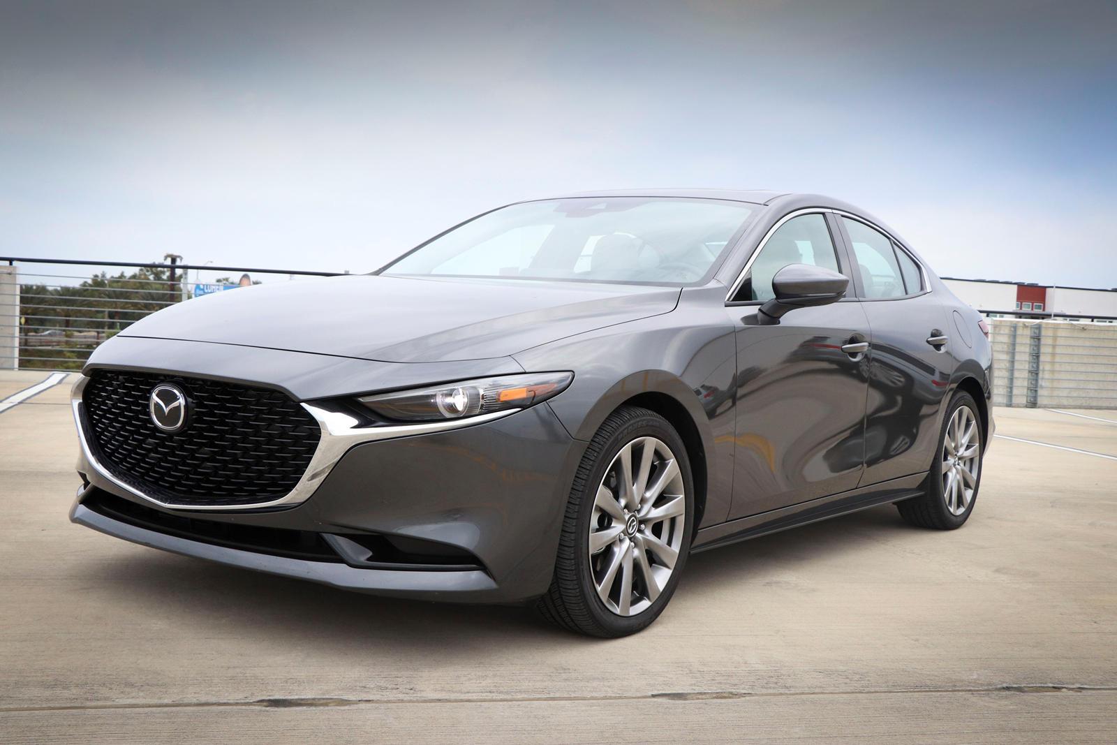 2020 Mazda 3 Sedan Spesification