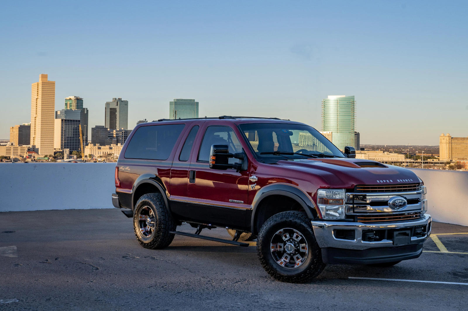 2001 Ford Bronco