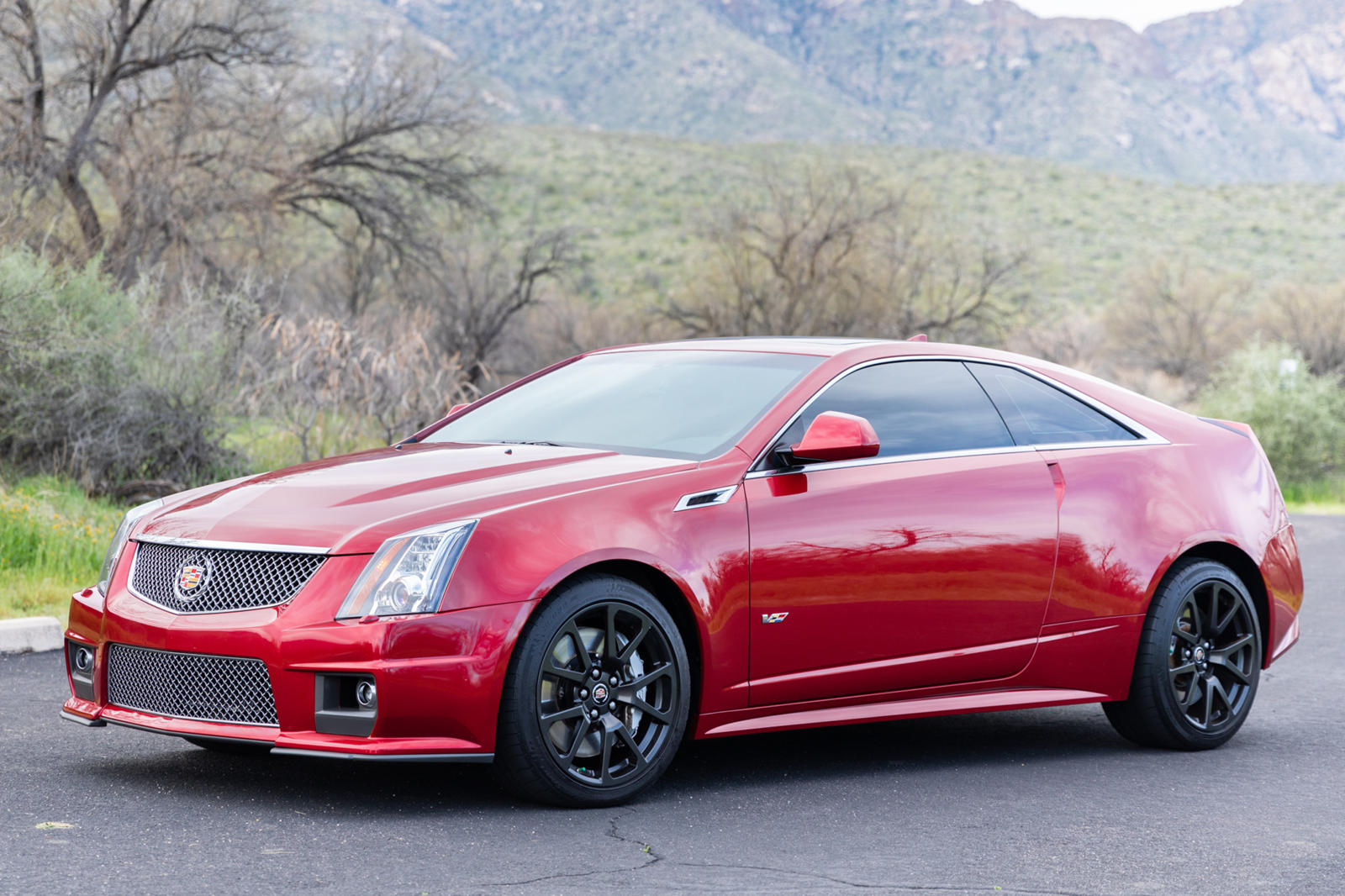 Weekly Treasure 2011 Cadillac Cts V Coupe Carbuzz