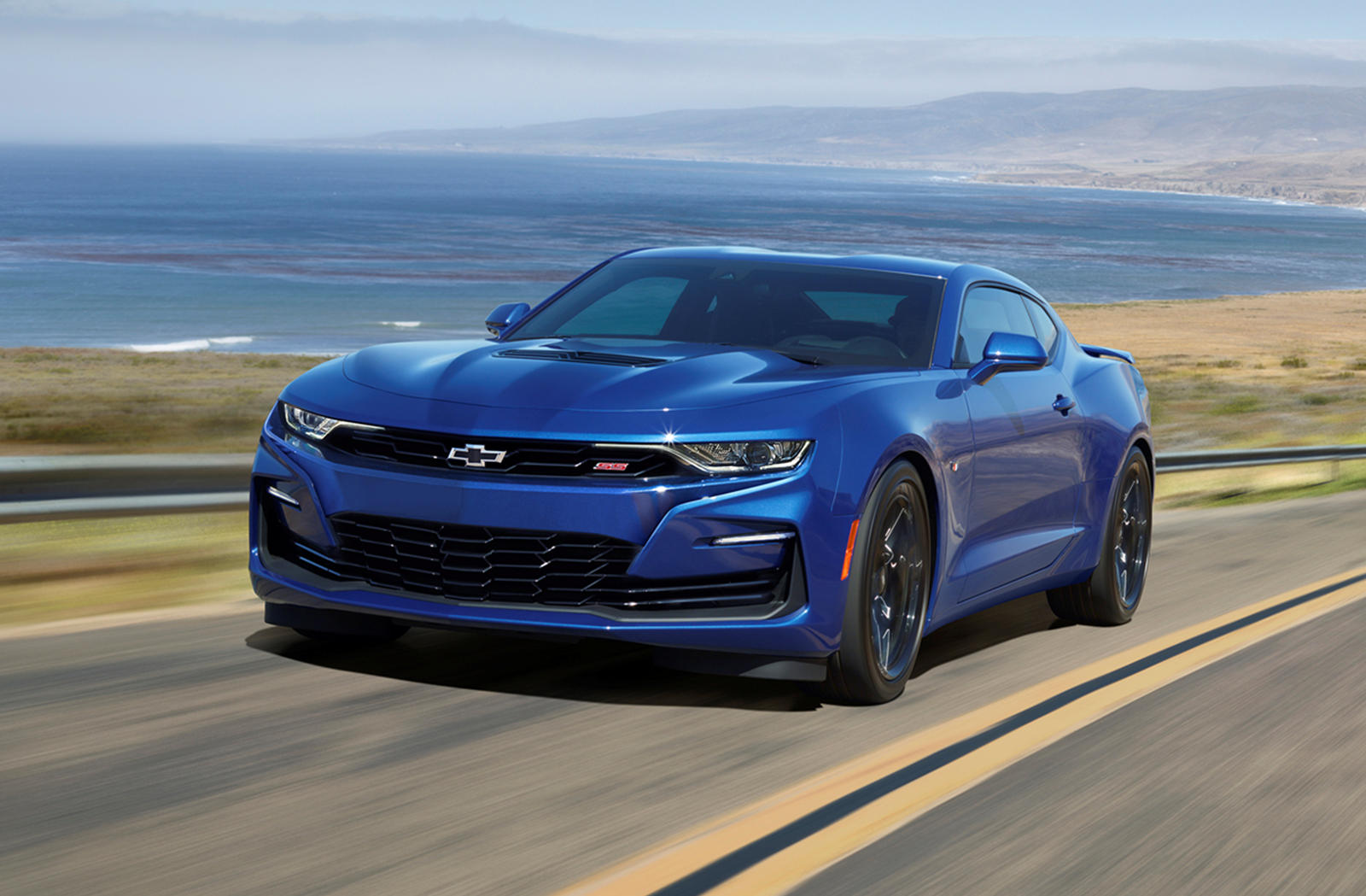 Here's What's New On The 2021 Chevy Camaro | CarBuzz