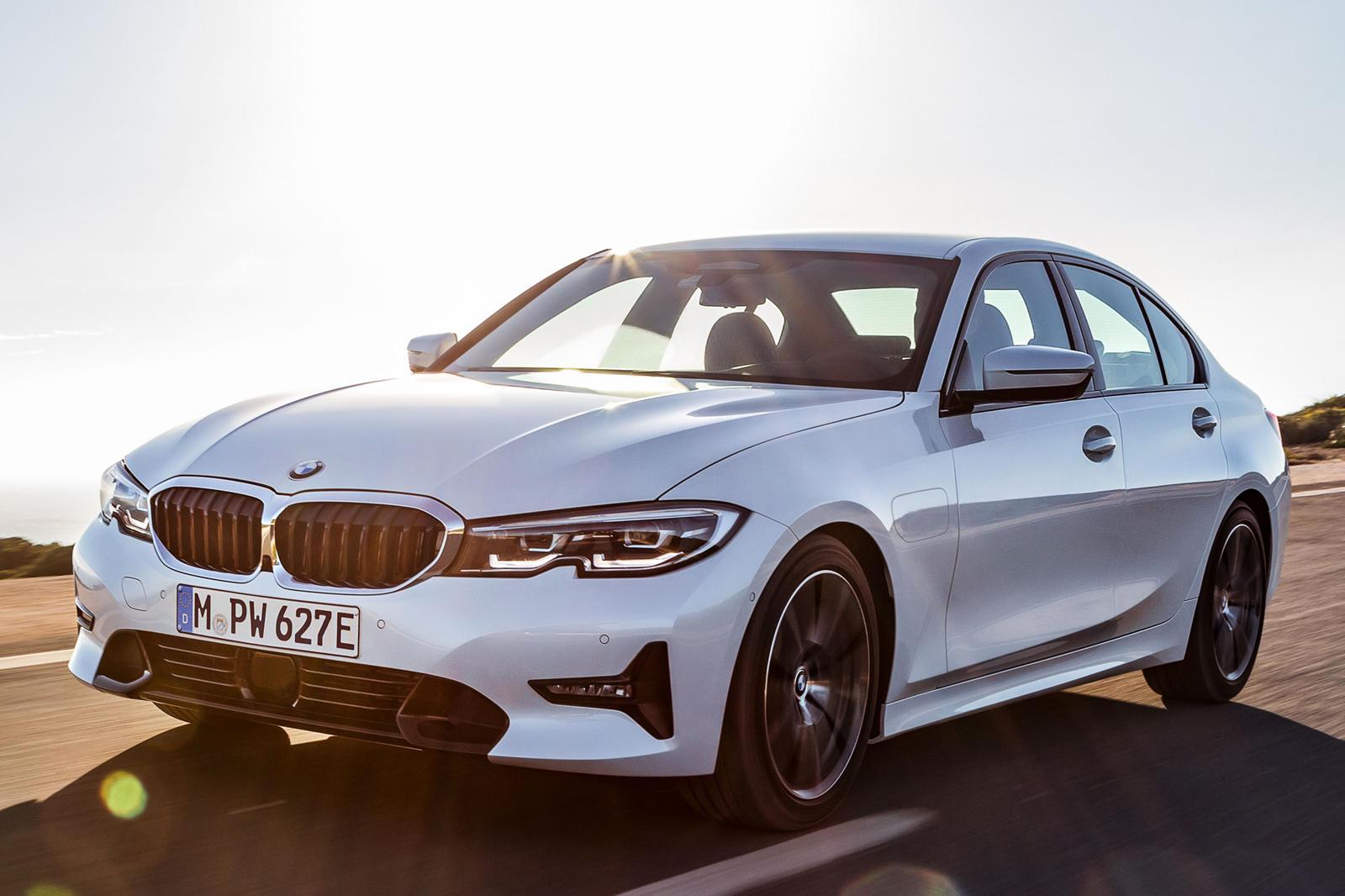 2021 BMW 335i Ratings