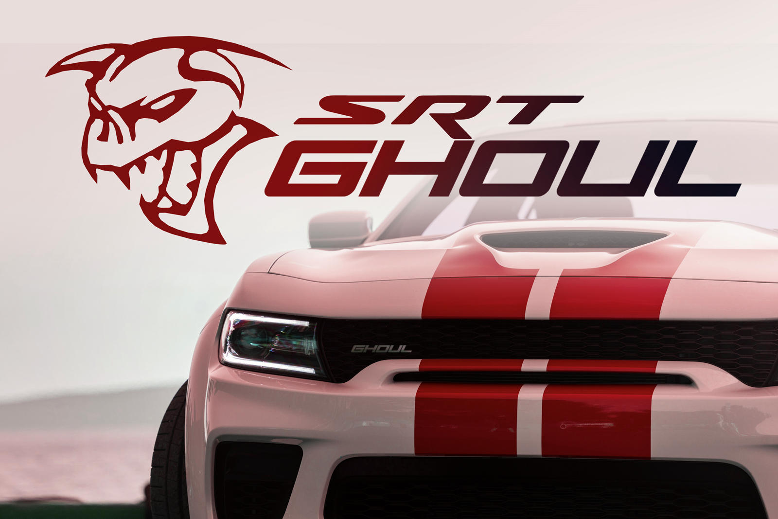 200 000 Dodge Charger Srt Ghoul Is Coming With Hellephant V8 Carbuzz