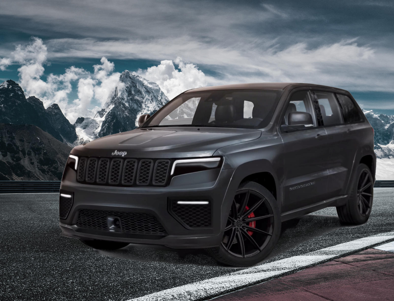 All You Need To Know About The All-New 5 Jeep Grand Cherokee