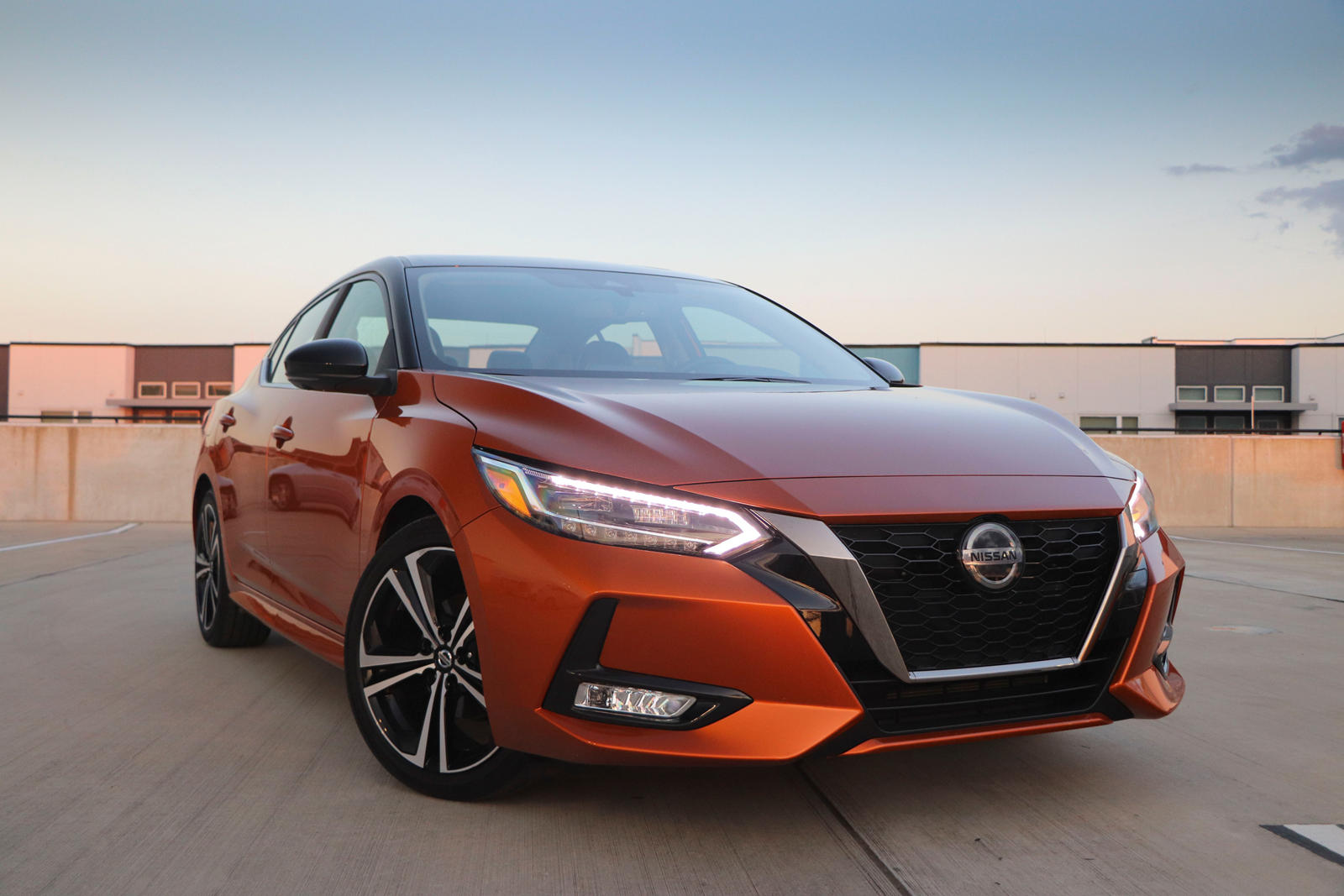 2021 Nissan Sentra New Review