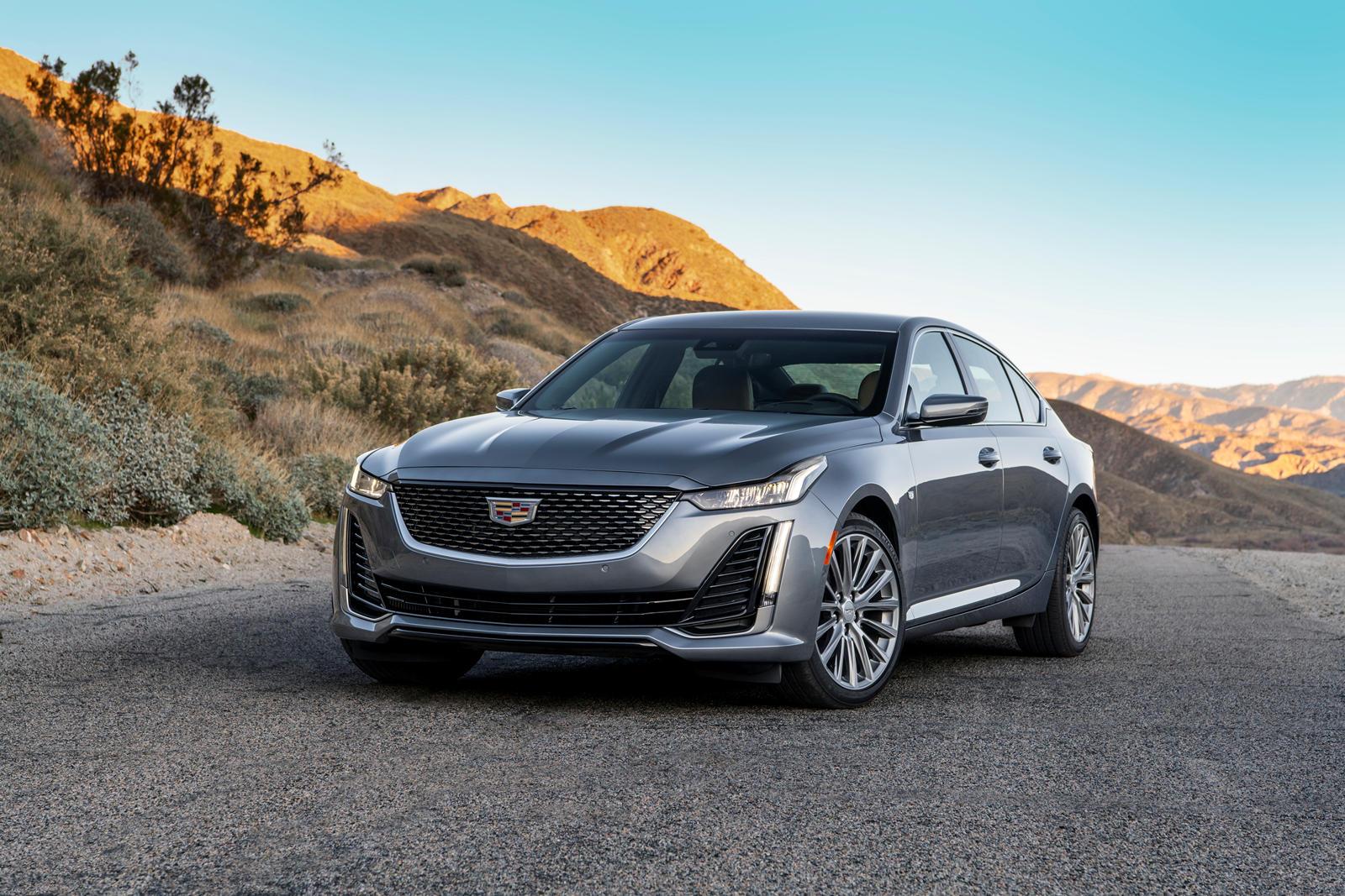 2020 Cadillac CT5 Trims & Specs | CarBuzz