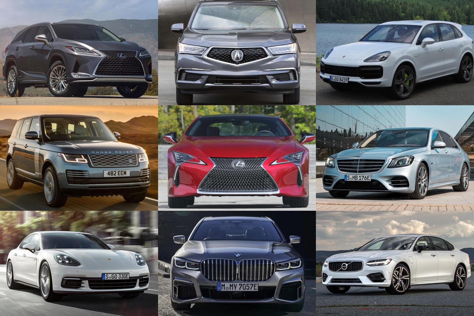 Best Luxury Hybrids For 2020 Carbuzz