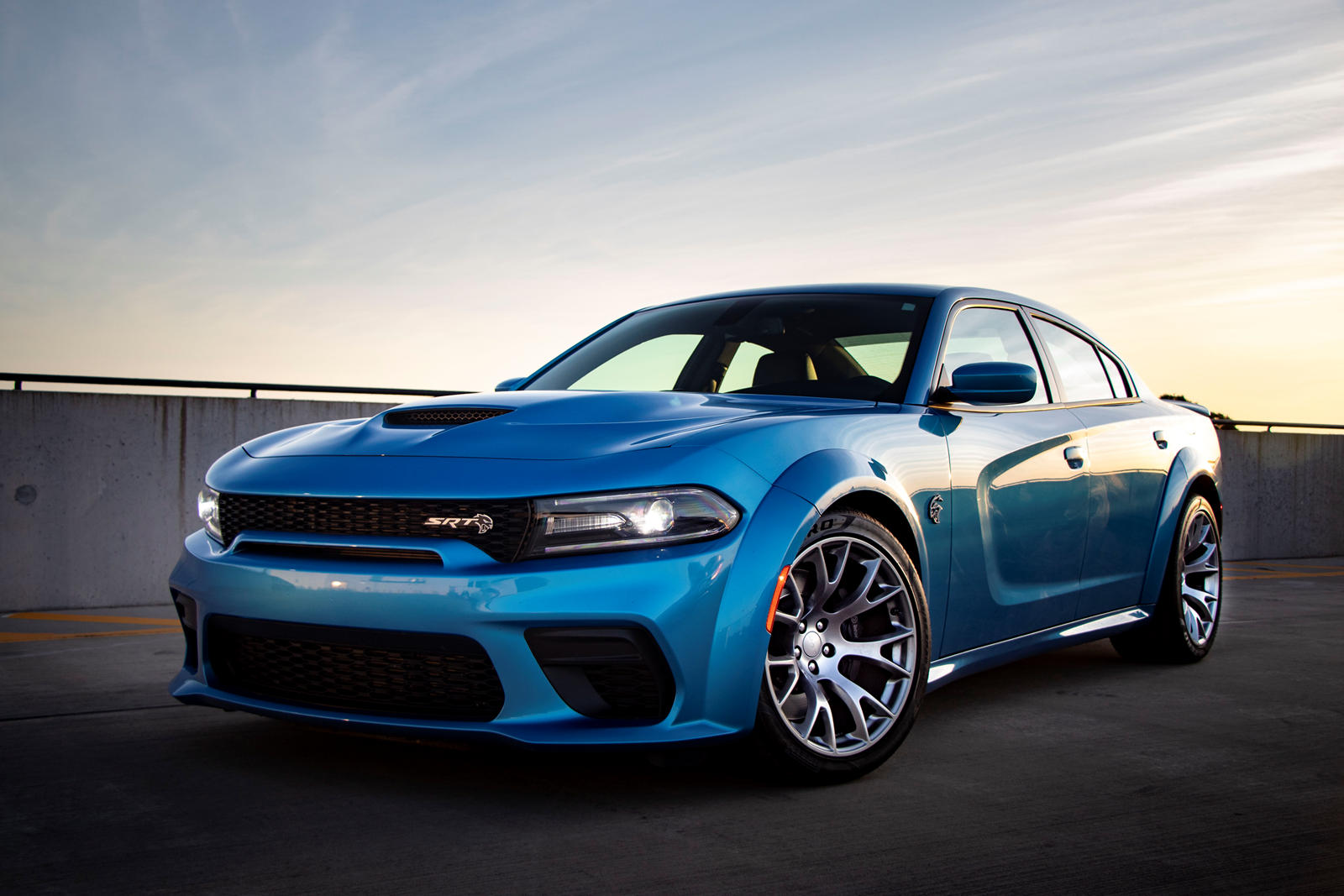 2020 dodge charger srt hellcat trims & specs   carbuzz