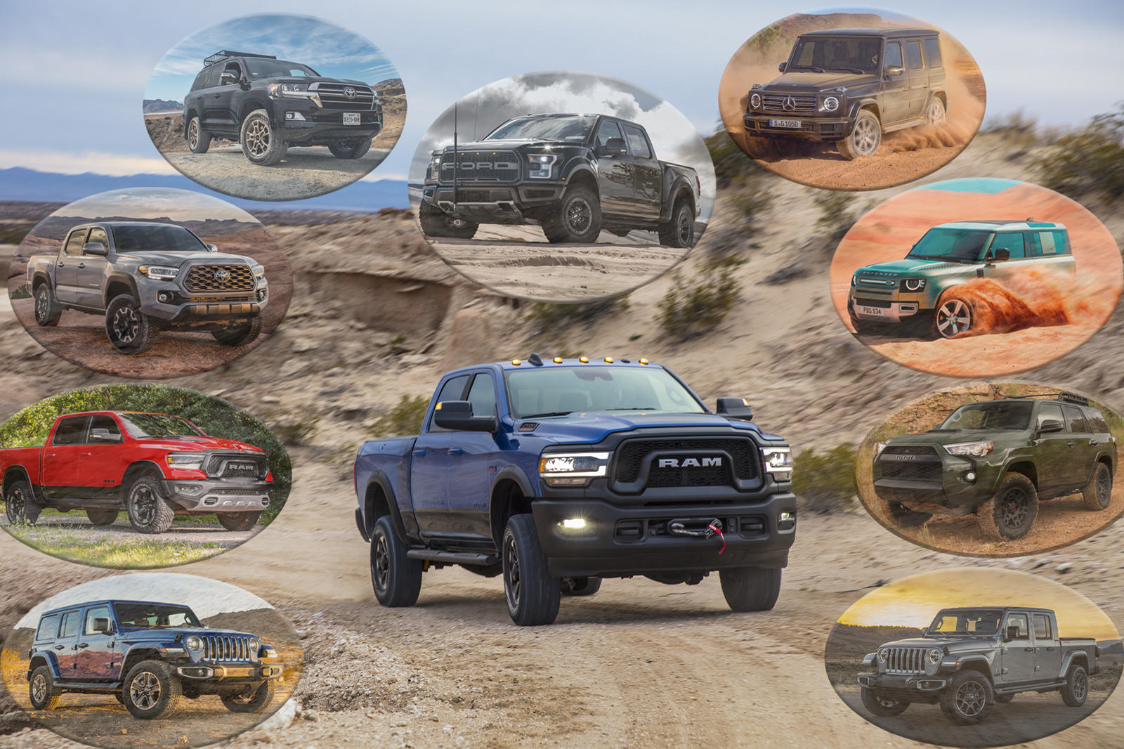 Best Off Road Vehicles For 2020 Carbuzz