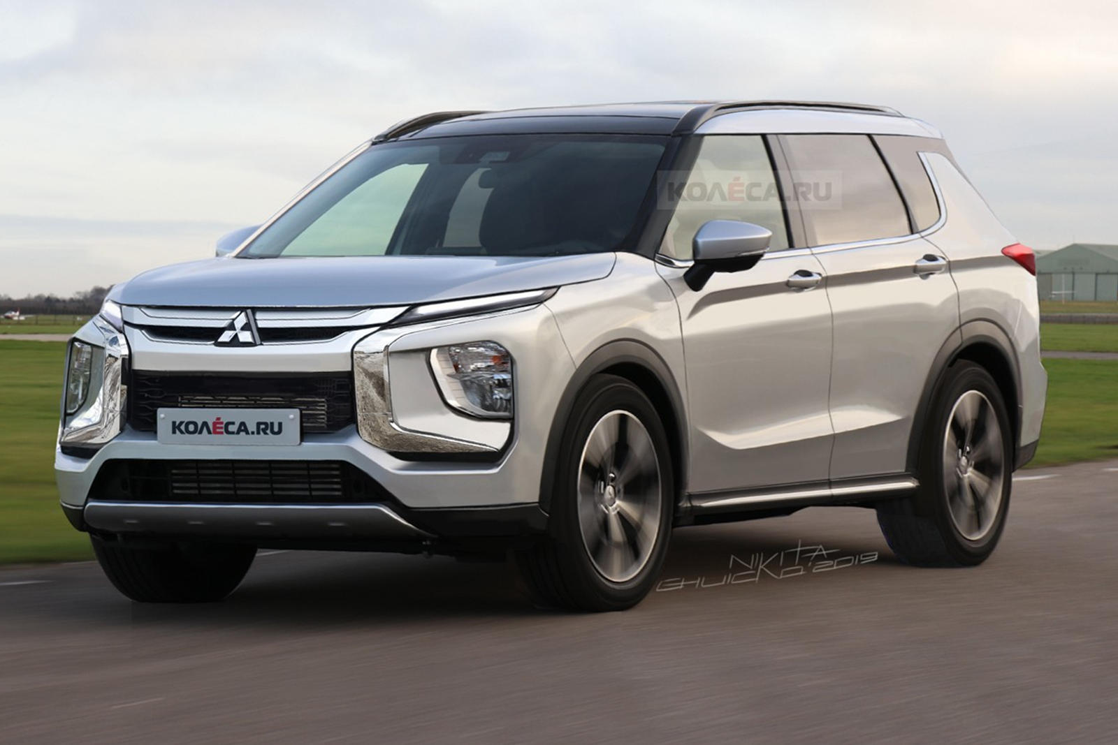 Next Mitsubishi Outlander Might Be Powered By Nissan Carbuzz