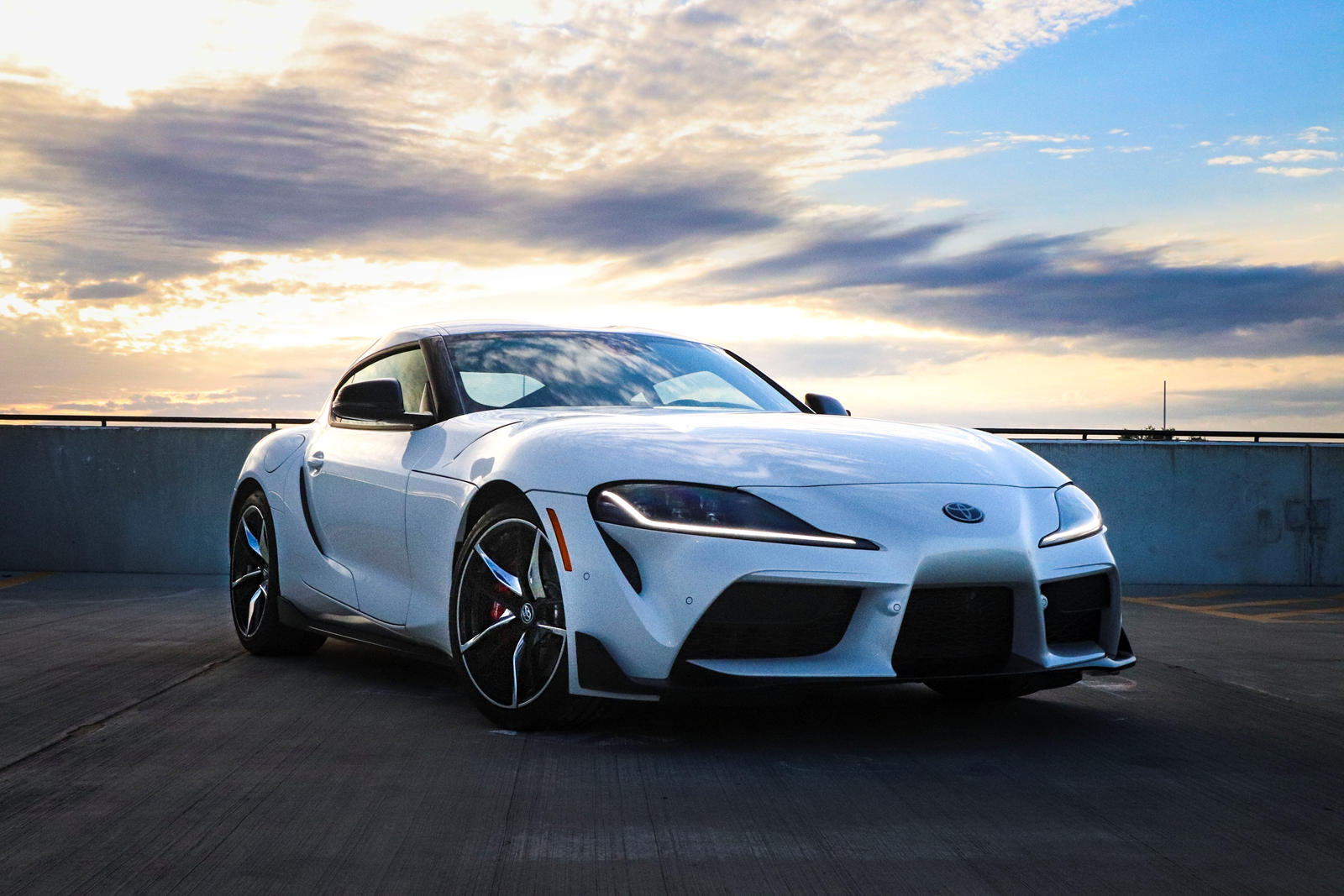2021 Toyota Supra Concept and Review