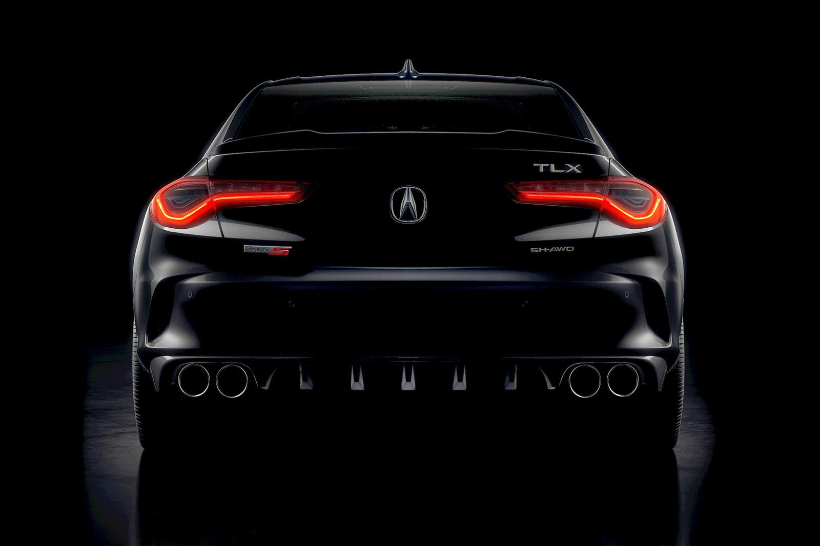 2021 Acura Tl Performance