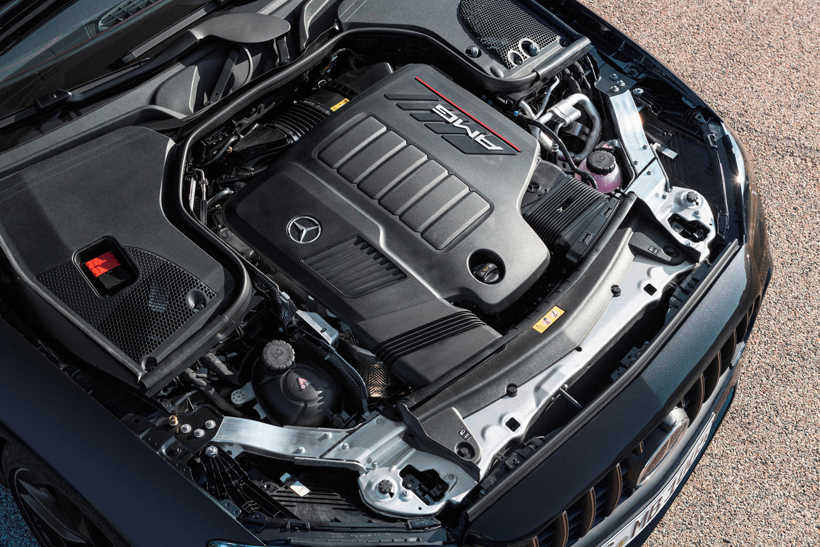The End Of AMG's V8 Has Begun - CarBuzz