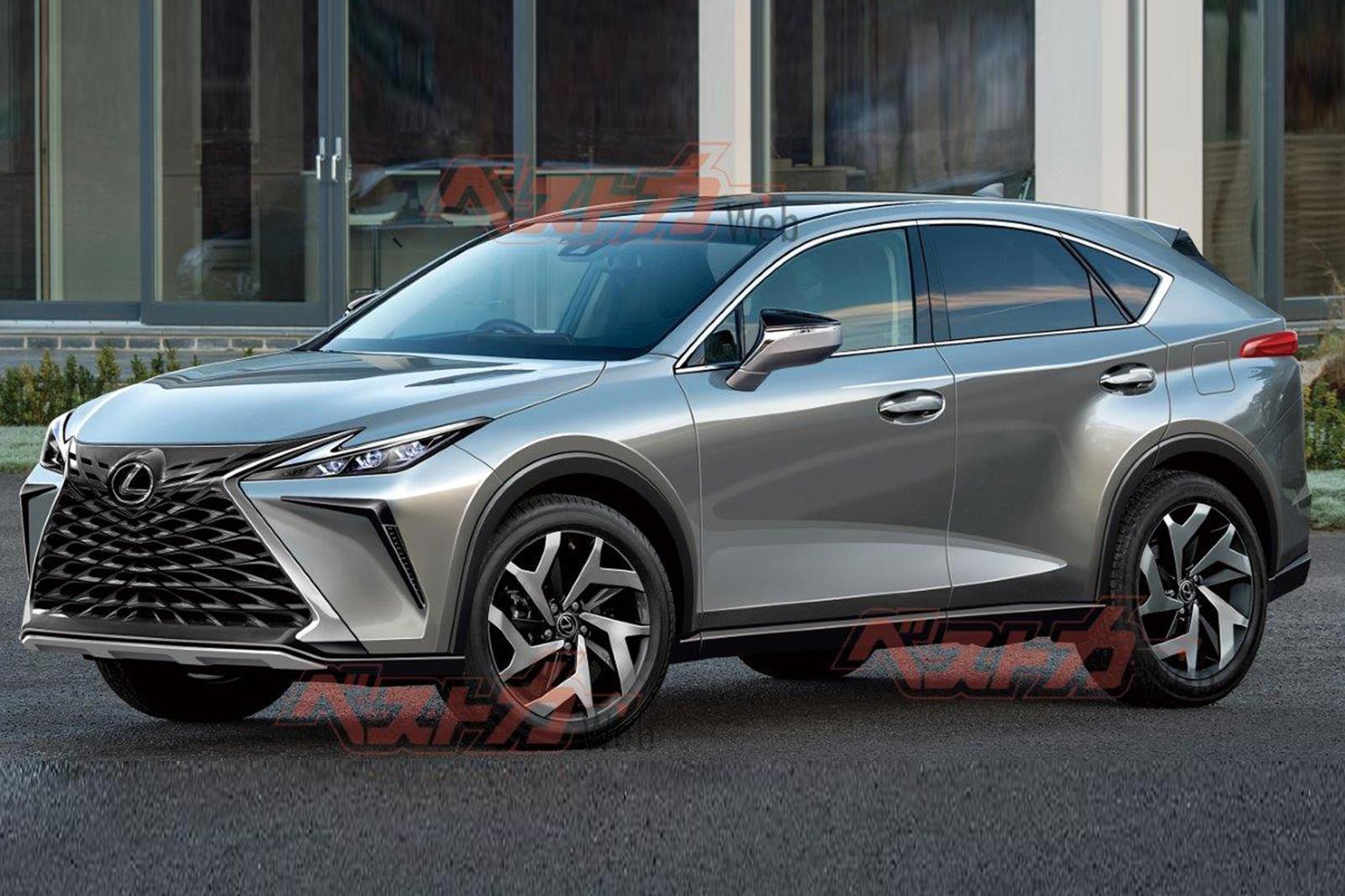 Next-Generation Lexus NX Details Have Arrived  CarBuzz