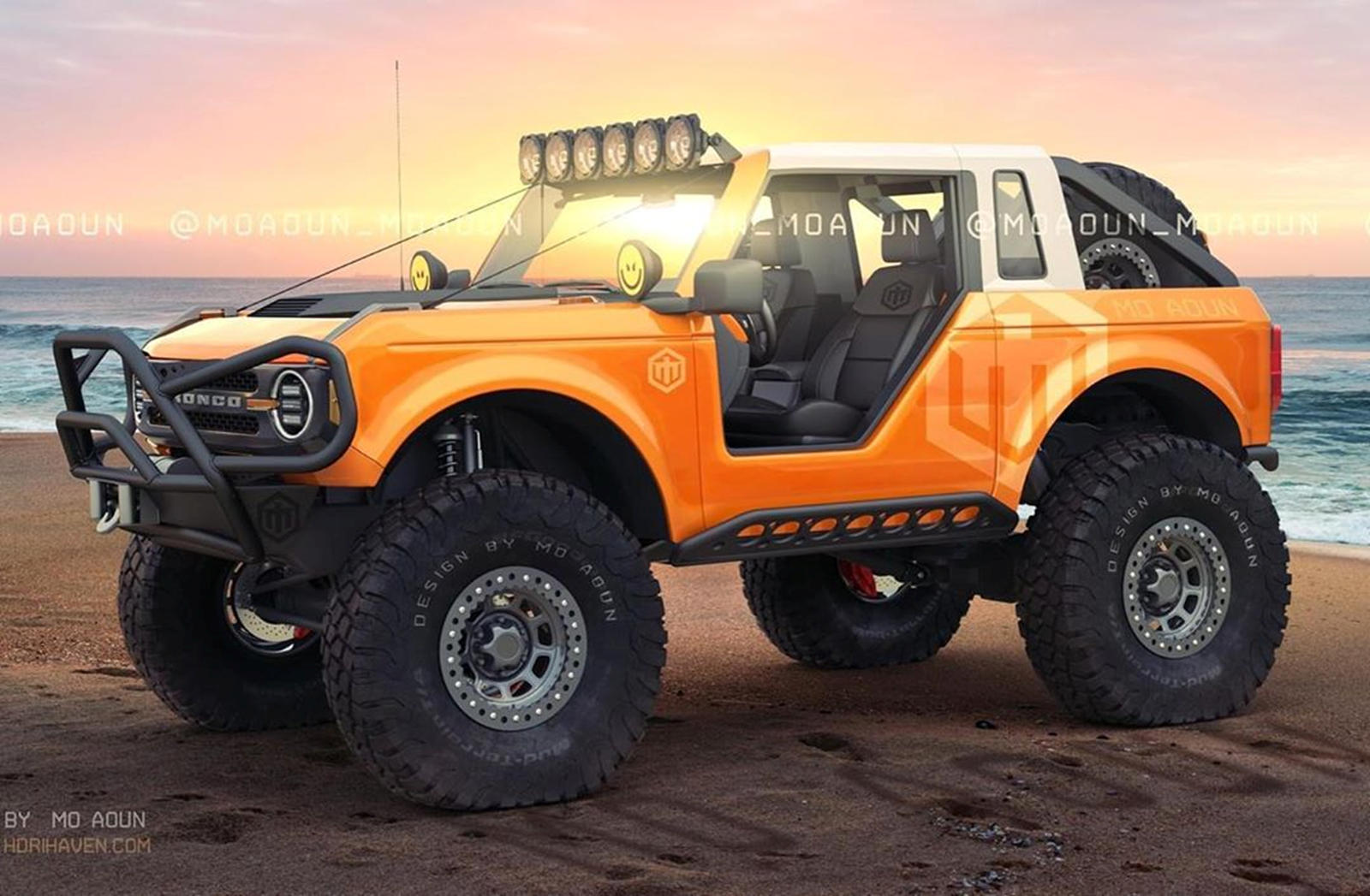 2021 Ford Svt Bronco Raptor Research New