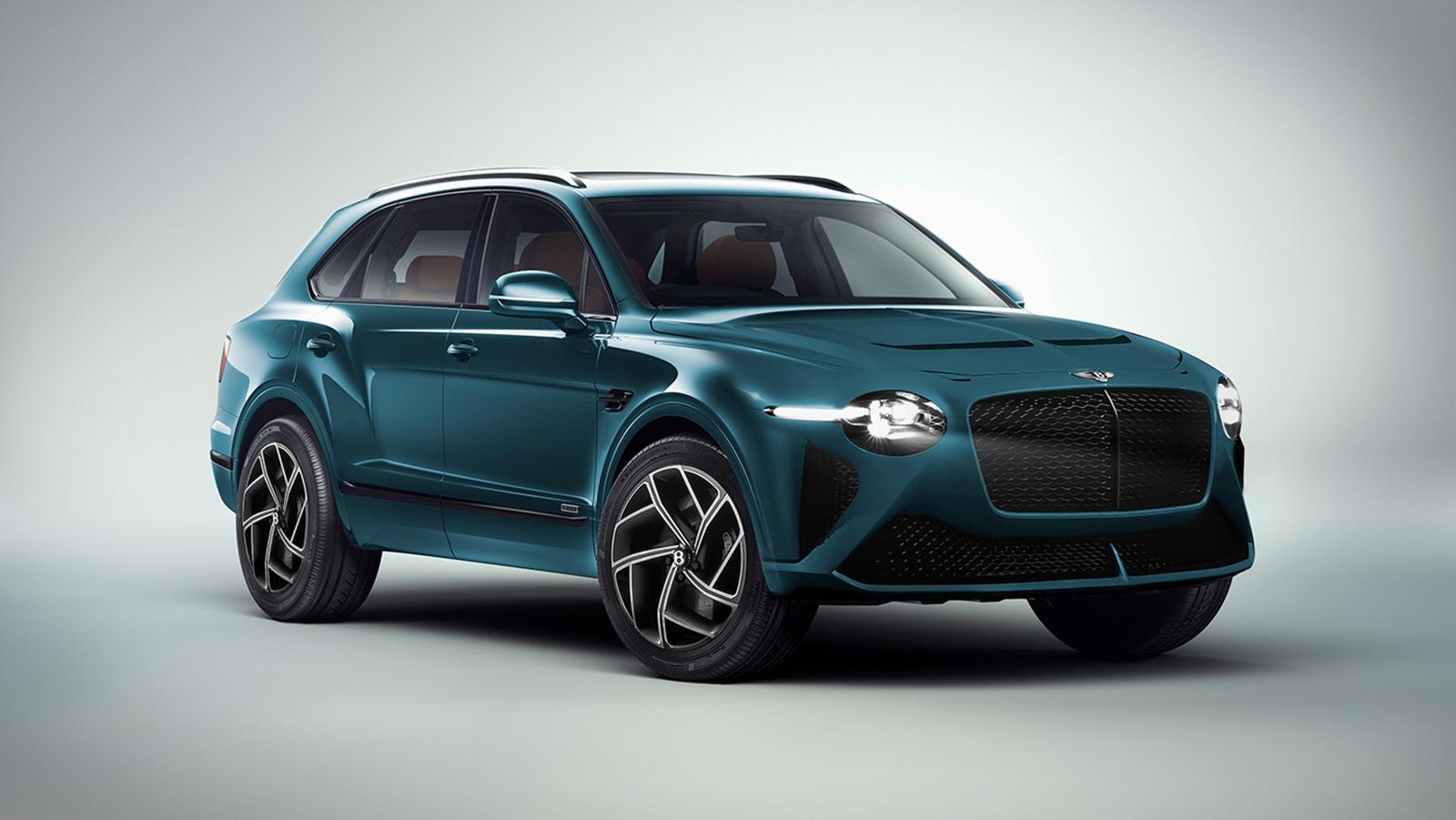 New Bentley Bentayga Could Look Incredible Carbuzz