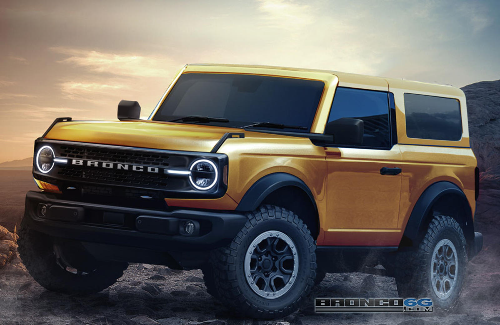 Here's When You Can Order The 2021 Ford Bronco | CarBuzz
