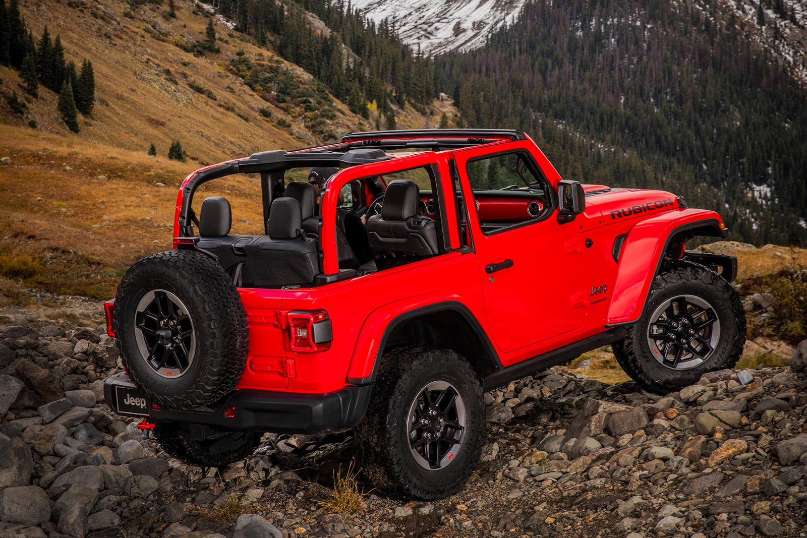 here's what's new for the 2021 jeep wrangler engine lineup