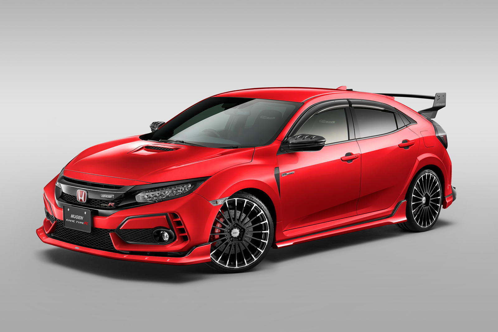 Mugen Takes Honda Civic Type R To A New Level Carbuzz