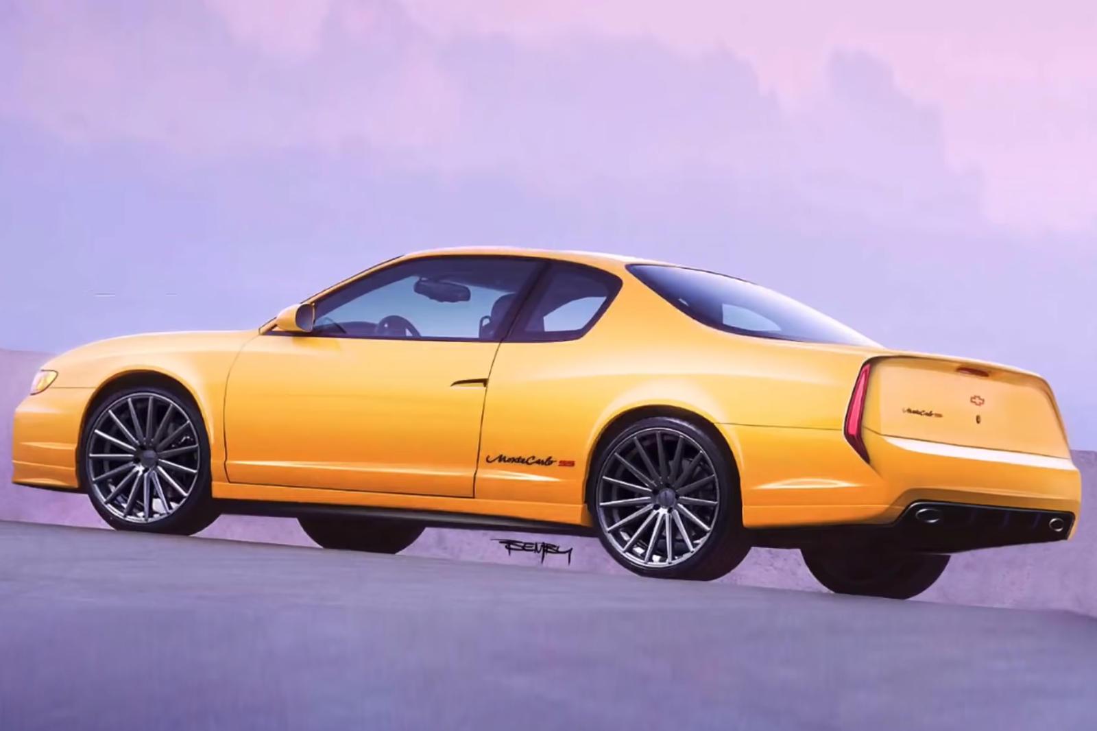 Bewertungen Chevrolet Monte Carlo 2021