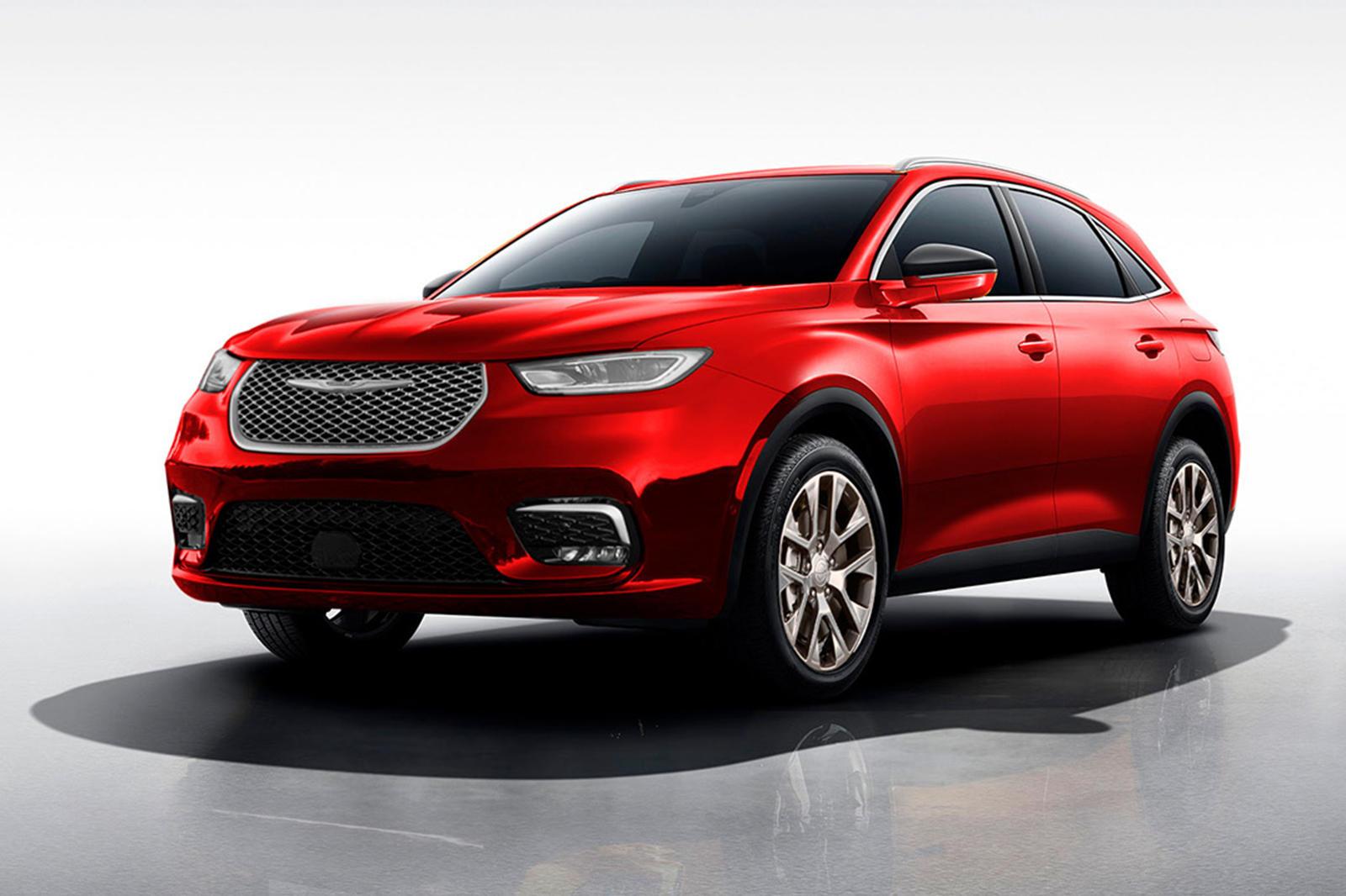 2020 Chrysler Aspen Research New