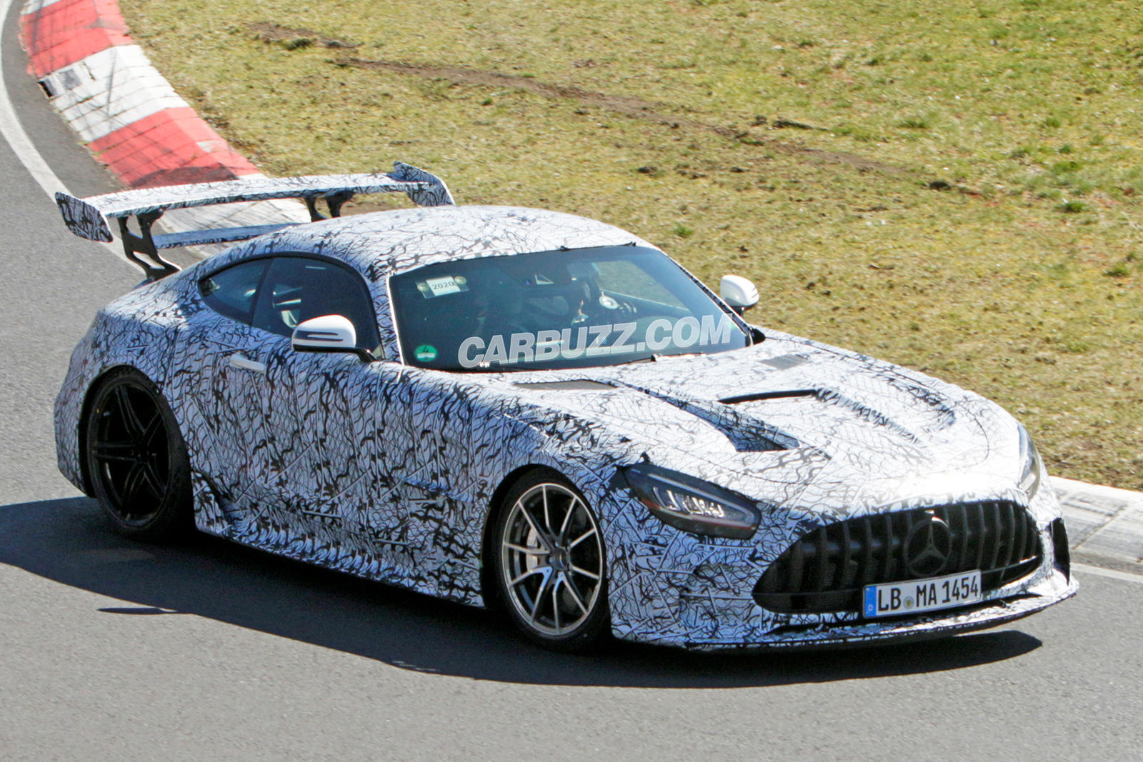 SCOOP: Mercedes-AMG GT R Black Series Performance And Price Revealed - CarBuzz