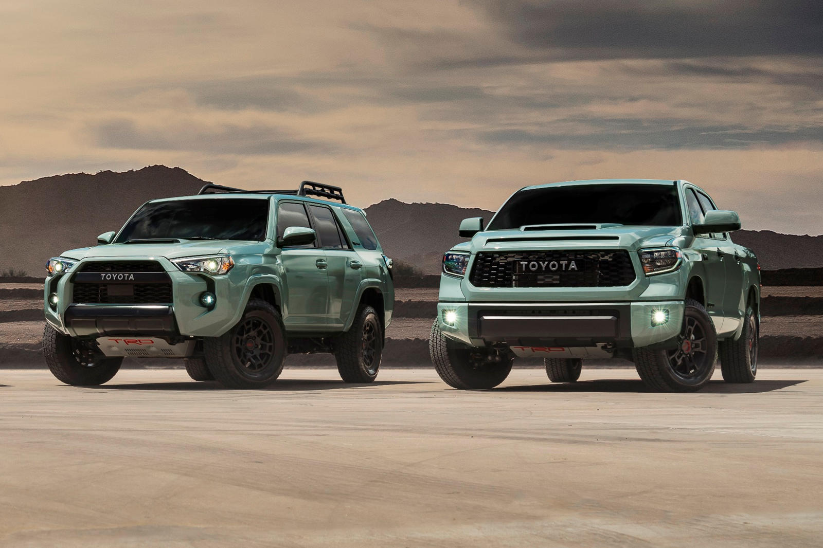Toyota Trd Pro Models Updated For 2021 Carbuzz
