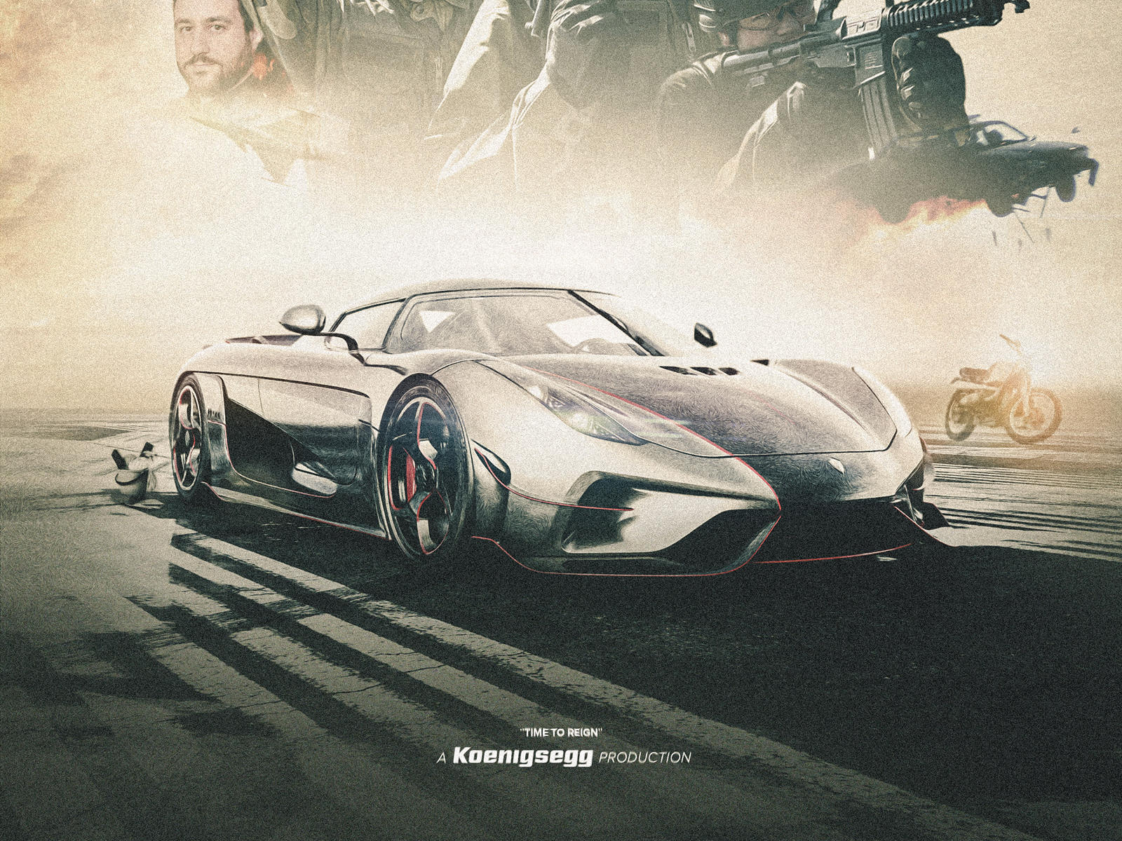 The Koenigsegg Regera Gets Starring Role In Own Movie Carbuzz